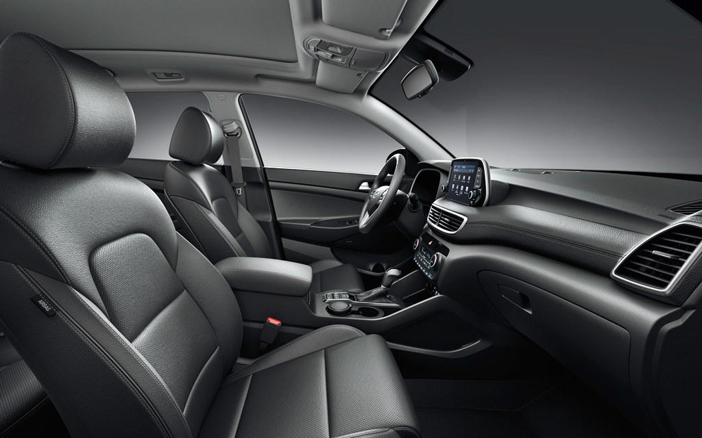 Hyundai lanza la Nueva Tucson 2019