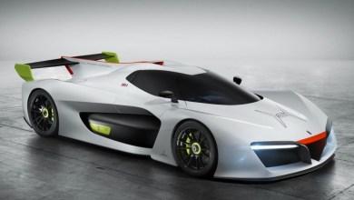 Photo of Pininfarina H2 Speed: El súper deportivo con propulsor eléctrico de hidrógeno