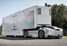 Photo of La solución de Volvo Trucks para el transporte del futuro