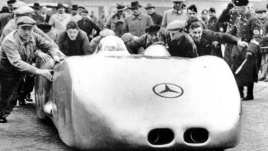 Photo of Mercedes-Benz W125 Rekordwagen: El auto que venció al viento
