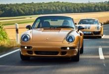 Photo of Pagaron 3.125.000 dólares por el Porsche 911 Turbo Project Gold