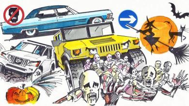Photo of ???? Halloween: Los cinco mejores autos para sobrevivir a un Apocalipsis zombie