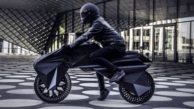 Photo of Nera, la primera moto eléctrica impresa en 3D