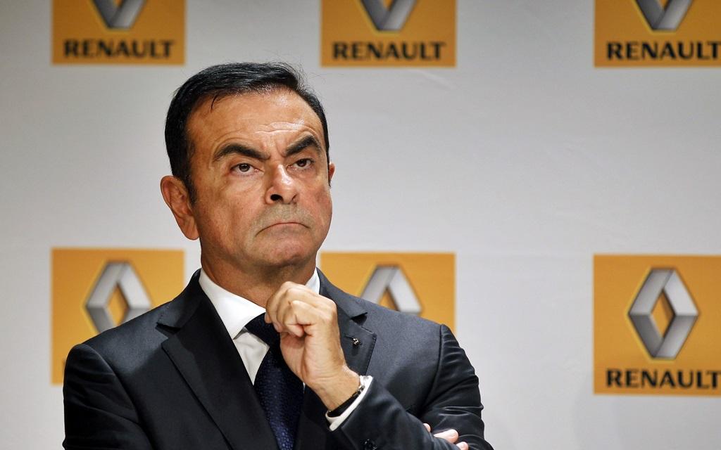 Renault mantiene a Carlos Ghosn como presidente