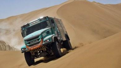 Photo of Camiones: Corrigieron la clasificación de la etapa 6 y fue doblete para Iveco