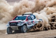 Photo of Autos: Nasser Al-Attiyah amplia su ventaja