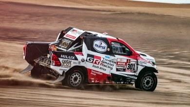 Photo of Autos: Nasser Al-Attiyah a un paso de la gloria