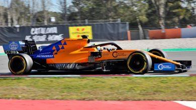 Photo of McLaren vuelve a sonreír de la mano de Lando Norris