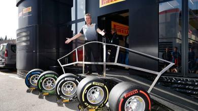 Photo of ¿Cómo son los neumáticos de la Fórmula 1 para este año?
