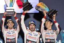 Photo of Alonso, Nakajima y Buemi ganaron las 1000 Millas de Sebring