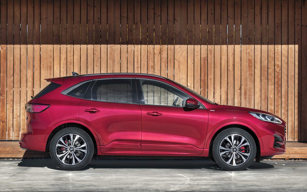 Nuevo Ford Kuga: Bienvenido a la era de la electrificación