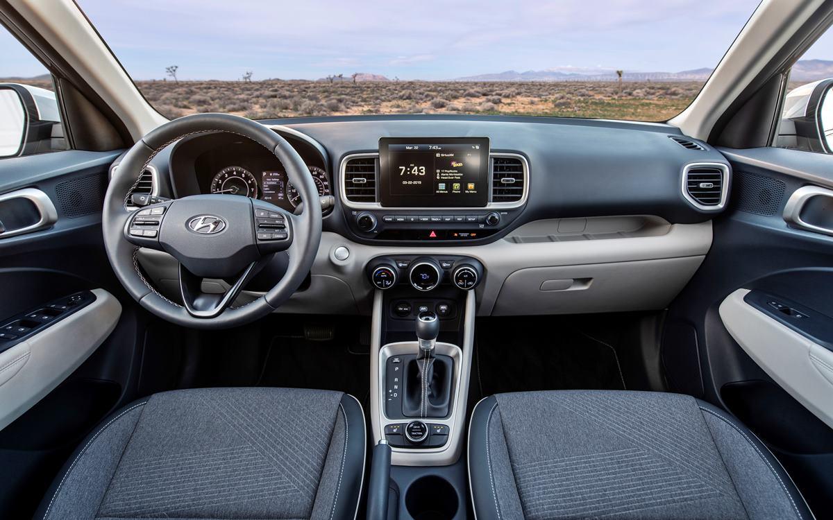 Así es el Hyundai Venue que llegará a Argentina en 2020