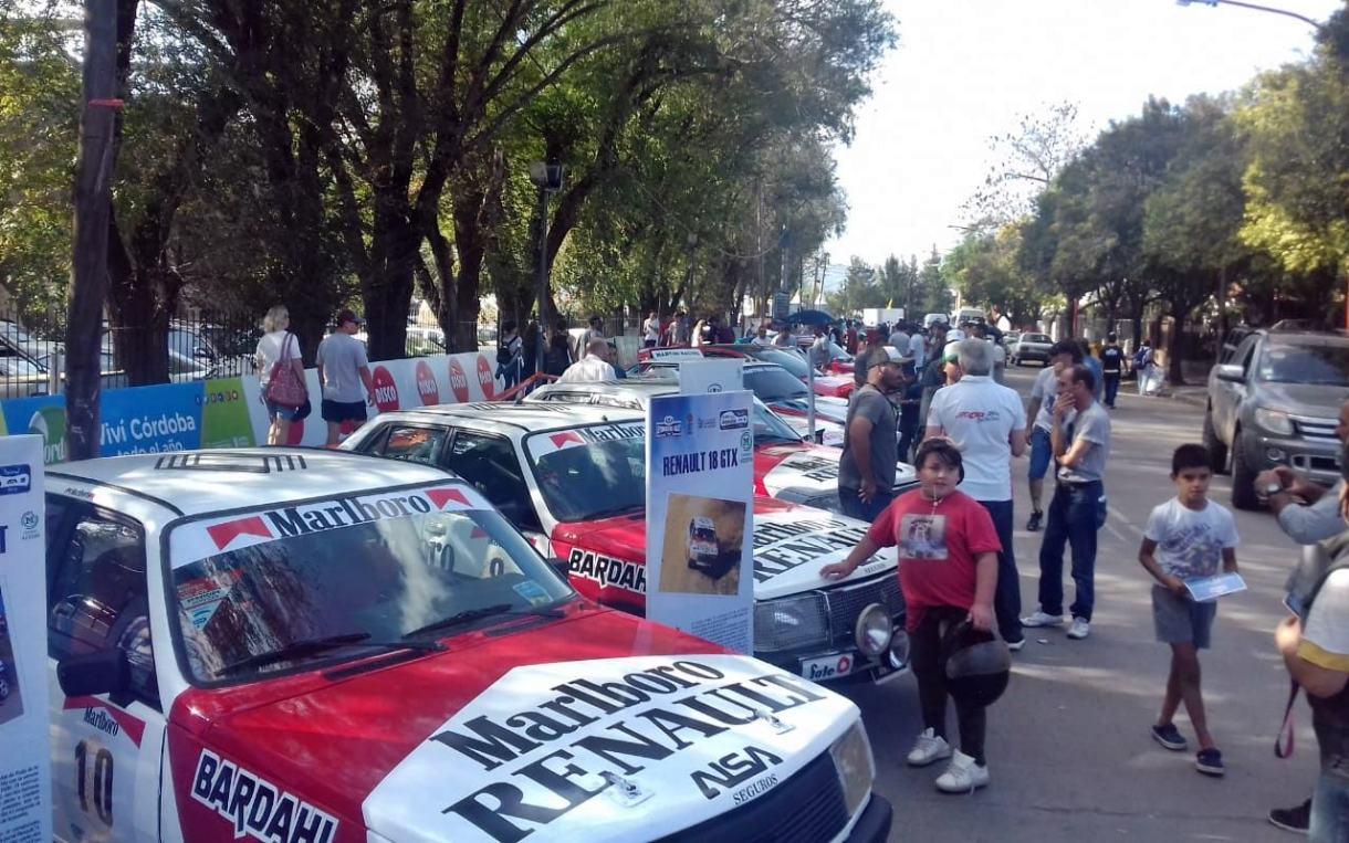 Leyendas del Rally: Una cita con la historia