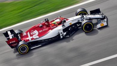 Photo of Mick Schumacher también giró con Alfa Romeo Racing