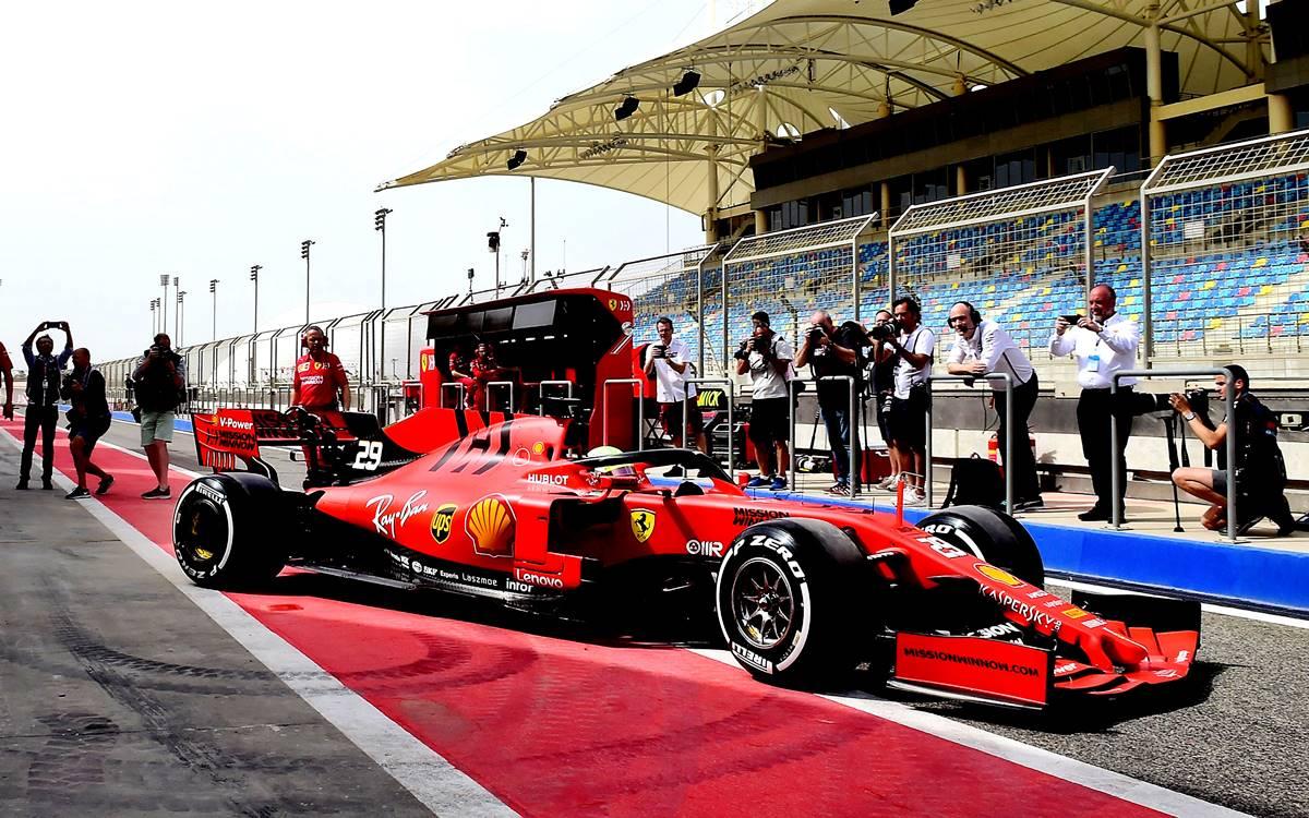 Mick Schumacher: Entre la emoción y los 1.000 caballos de Ferrari
