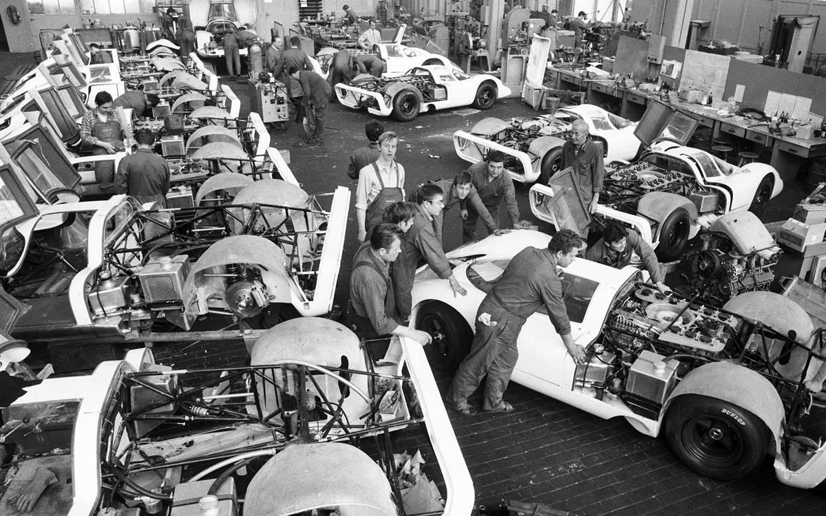Porsche 917: 50 años de un ícono