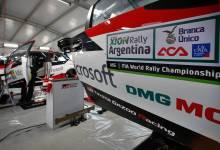 Photo of La lluvia es gran protagonista de la previa del Rally de Argentina