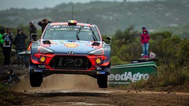 Photo of Thierry Neuville lidera el Rally de Argentina