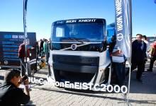 Photo of El Volvo Iron Knight hizo vibrar el pavimento del autódromo de Alta Gracia