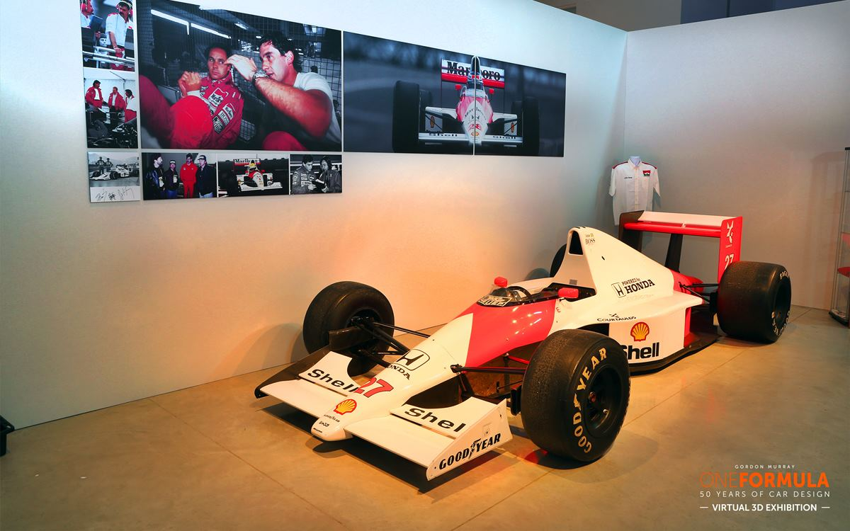 ¡Subite al Brabham BT44B que manejó Carlos Reutemann!
