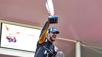 Photo of Jean-Eric Vergne dueño del Mónaco E-Prix