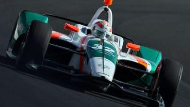 Kyle Kaiser, del equipo del argentino Ricardo Juncos, fue el verdugo de Fernando Alonso