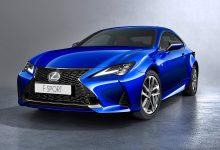 Photo of Lexus comenzó la preventa de los modelos IS y RC