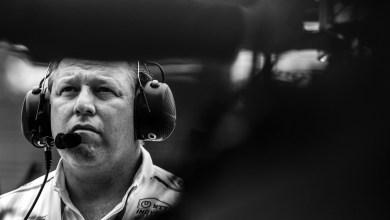"""Photo of Zak Brown: """"La Fórmula 1 está en un estado muy frágil"""""""