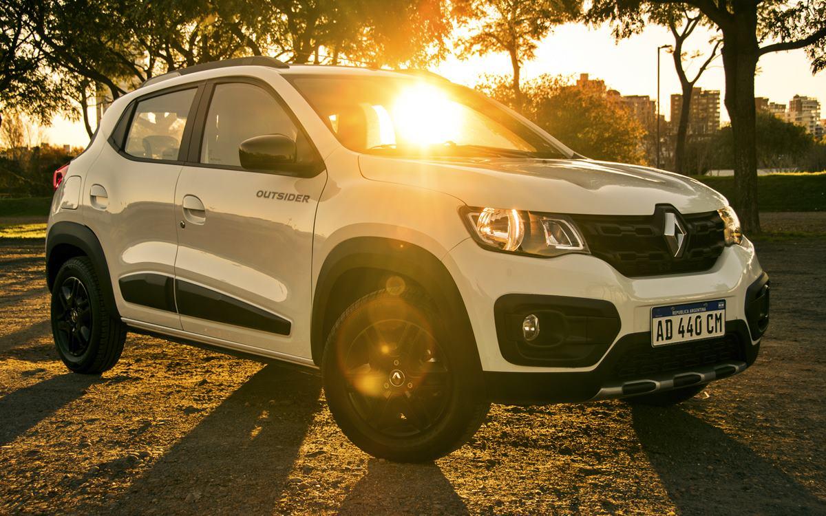 Renault Kwid Outsider: Listo para la aventura