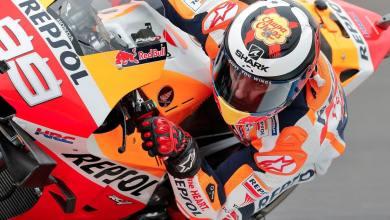 Jorge Lorenzo se perderá el GP de Holanda tras fracturarse la sexta vértebra