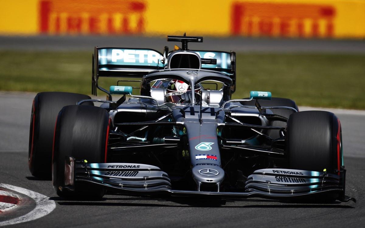 Lewis Hamilton ganó el GP de Canadá gracias a una sanción a Sebastian Vettel