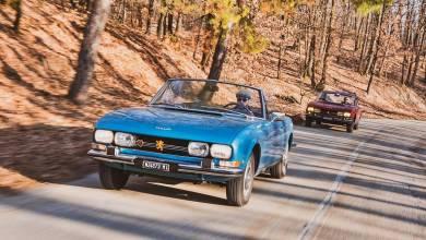 Peugeot 504: Las versiones Cabrio y Coupé festejan sus 50 años