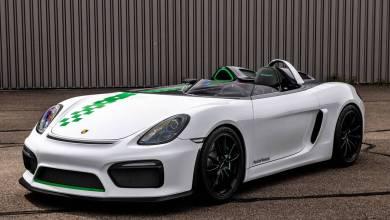 Porsche 981 Bergspyder: Único por donde se lo mire