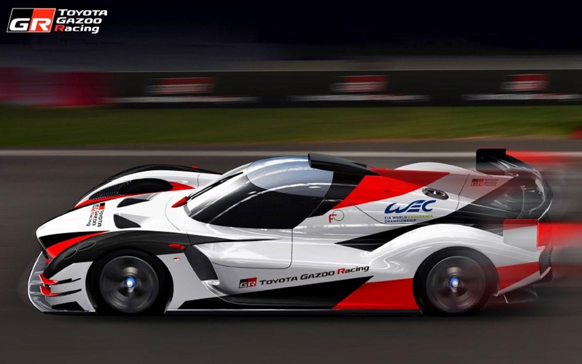 Toyota correrá en el nuevo WEC con un prototipo basado en el GR Super Sport