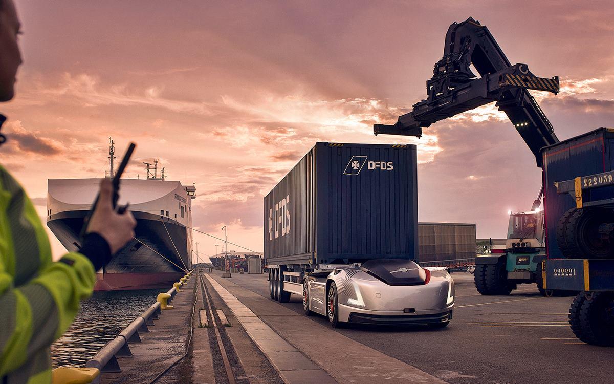 Volvo Trucks pone a prueba a Vera, su camión autónomo
