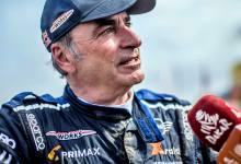 """Photo of Carlos Sainz: """"Creo que soy más piloto de rally que de raid"""""""