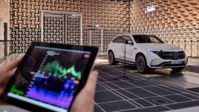 Daimler trabaja en el sonido de sus autos eléctricos
