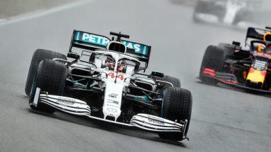 Photo of GP de Alemania: Lewis Hamilton suma puntos por una penalización a los Alfa Romeo