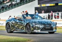 Photo of El Lexus LC tendrá una versión descapotable