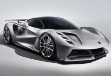 Lotus Evija: Un hypercar eléctrico de 2.000 caballos