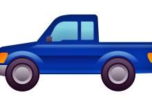 Ford creó el pick-up emoji