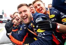 Photo of Red Bull establece otro récord de pit-stops: ¡1,88 segundos!