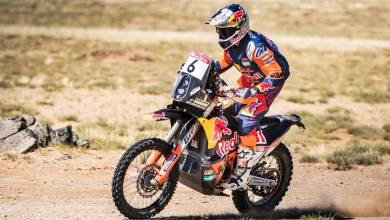 Photo of Silk Way Rally: Sunderland sigue líder tras una etapa complicada para Kevin Benavides