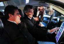 Photo of El Presidente Mauricio Macri visitó VOLT motors