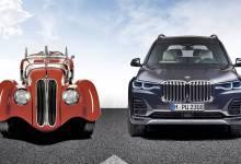 Photo of La evolución de la parilla de BMW