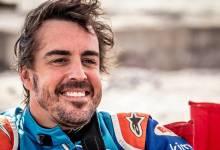 """Photo of Fernando Alonso: """"Estoy muy contento con mi evolución"""""""