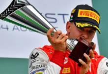 Photo of Mick Schumacher logró su primer triunfo en Fórmula 2
