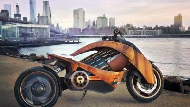 Photo of Newron Motors EV1: Moto eléctrica de buena madera