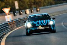 Photo of El Porsche Taycan demuestra su potencial