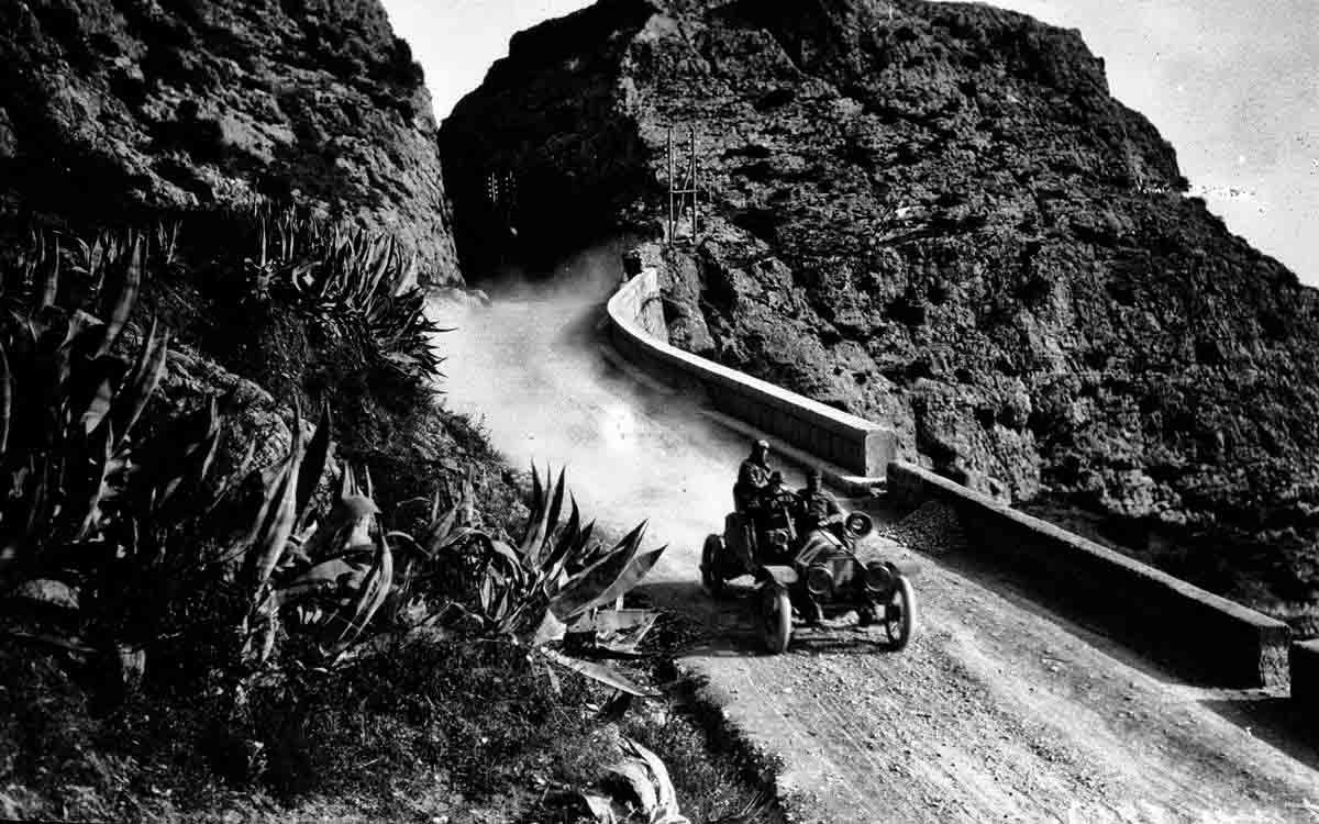 Targa Florio: Aquel desafío entre las montañas de Sicilia